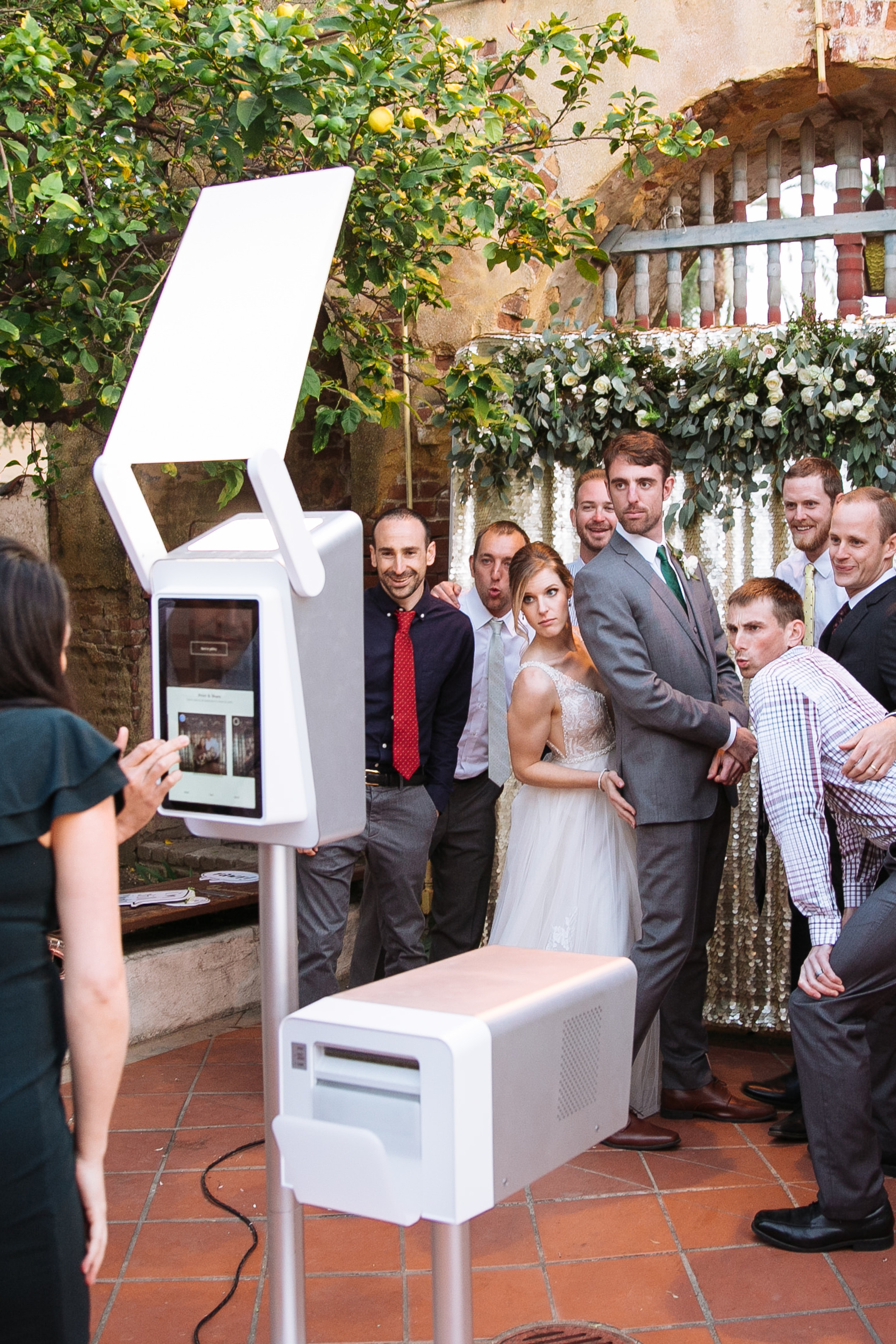 Platinum Photobooth Package (Click Here)