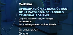 Aproximación al diagnóstico de la patología del lóbulo temporal por RMN
