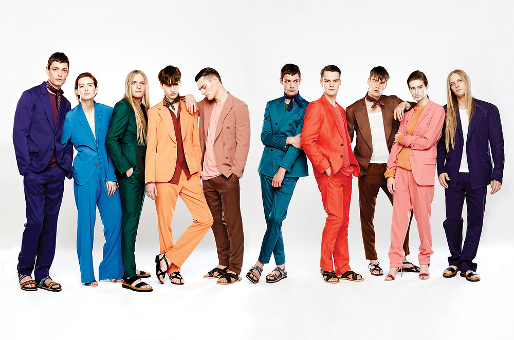 Personal color for men, men's fashion, men's outfit, Outfit tips, Men's outfits tips, Color coordinate, Personal color analysis
