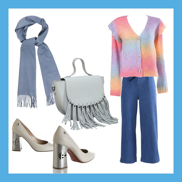 Spring outfit idea for Summer women