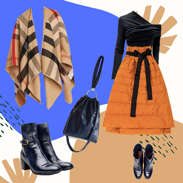 Autumn outfit idea for Spring women