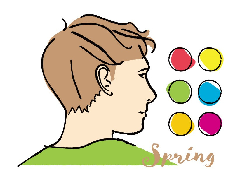 Color analysis, Four seasons color analysis, Spring type men, Spring color for men, Color coordinate for spring men, Color coordination for spring men, Outfit ideas for spring men, The best outfit ideas for spring men, Outfit tips for spring men, Best colors for spring men, Best suits colors for spring men, Best shirts colors for spring men