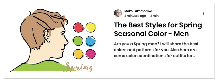 The Best Styles for Spring Seasonal Color - Men, Spring men color analysis, Color analysis spring, Mens fashion, Seasonal color spring, Mens color coordination, Mens outfits, Mens outfit tips