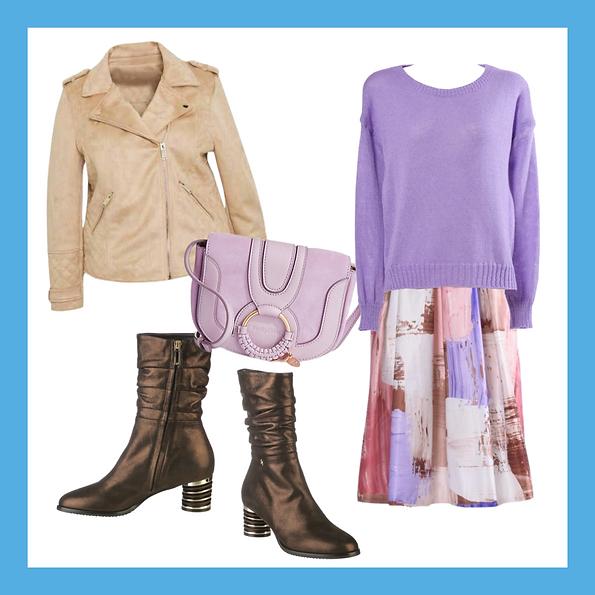 Autumn outfit idea for Summer women