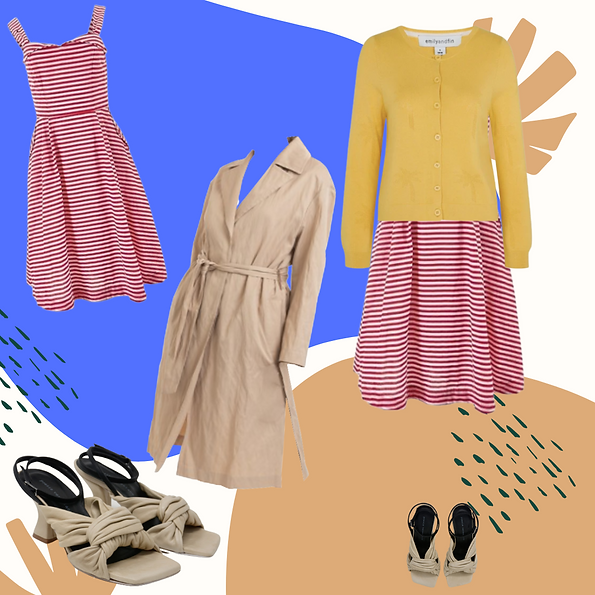 Spring outfit idea for Spring women