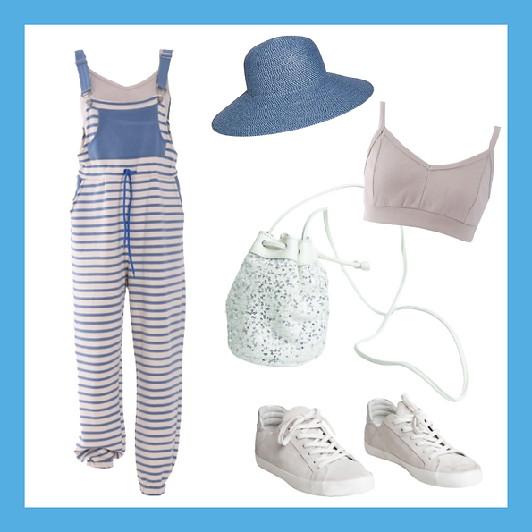 Summer outfit idea for Spring women