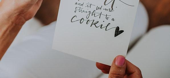 Custom Cookie Box