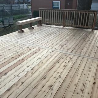 Better Built Deck