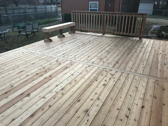Better Built Deck