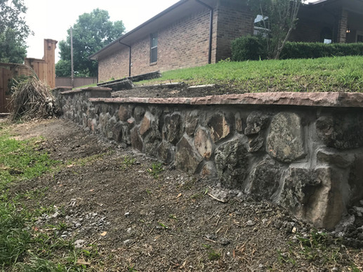 Better Built Stone Wall