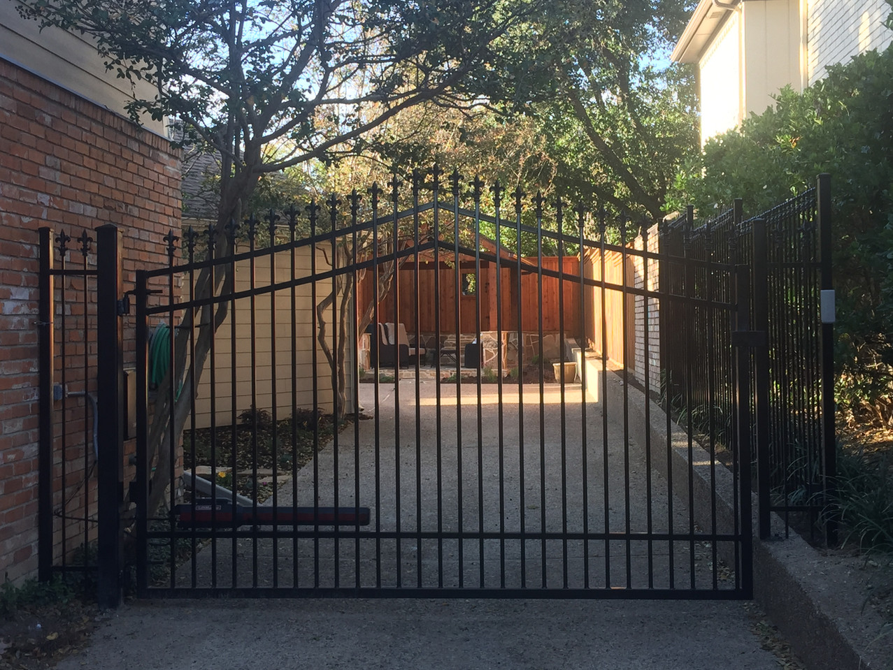 Better Built Ornamental Iron Fence