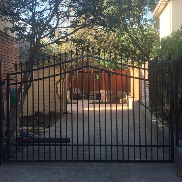 Better Built Ornamental Iron Fence