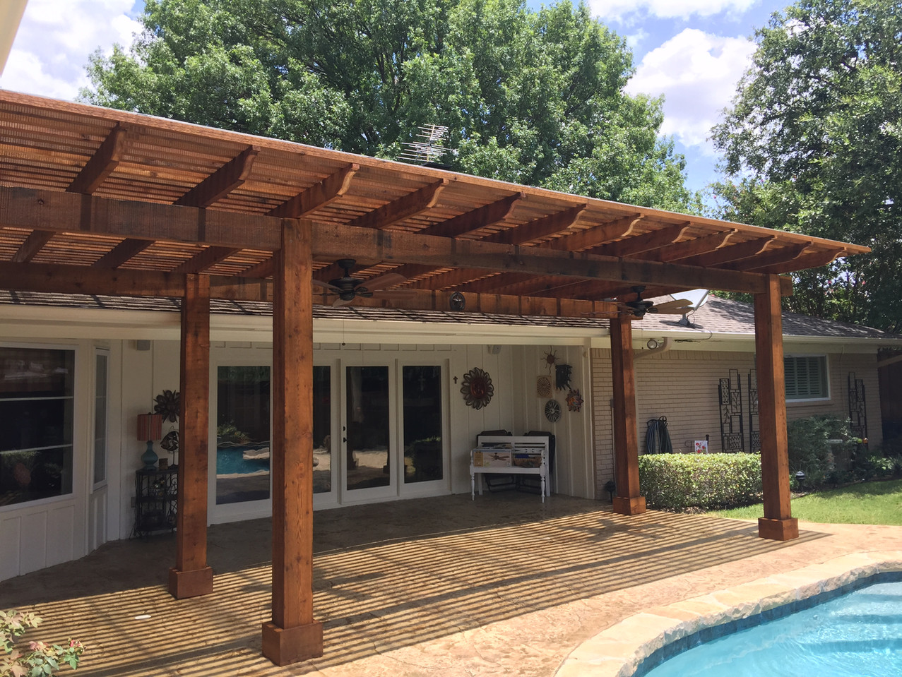 Better Built Patio Cover