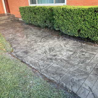 Better Built Stamped Concrete