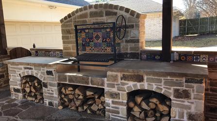 Better Built Outdoor Kitchen