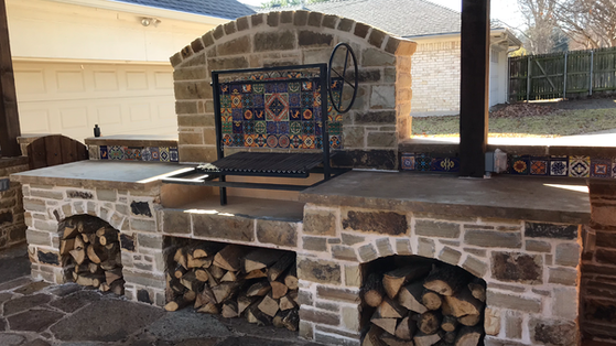 Better Built Outdoor Kitchen