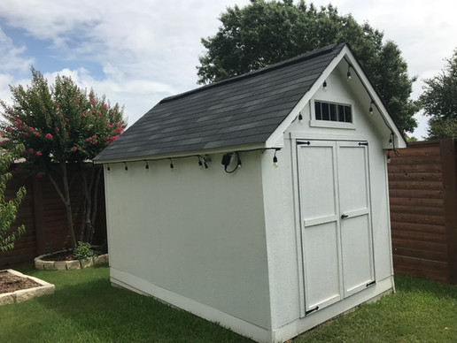 Better Built Shed