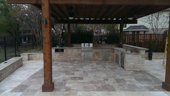 Better Built Travertine Paver