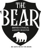 British Ethical Agent's Register  logo u