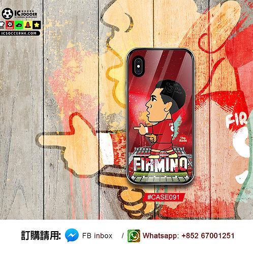 CASE091 FIRMINO 鋼化玻璃電話套
