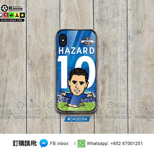 CASE054 車仔 Hazard 10 鋼化玻璃電話套