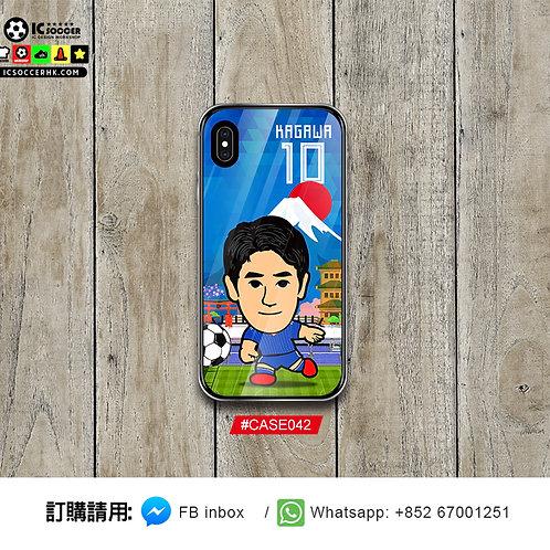 CASE042 日本香川 鋼化玻璃電話套