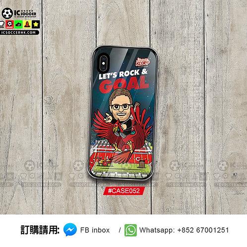 CASE052 高普  鋼化玻璃電話套