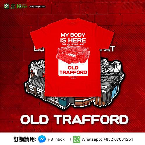#TEE0663 奧脫福球場 Old Trafford 紅色