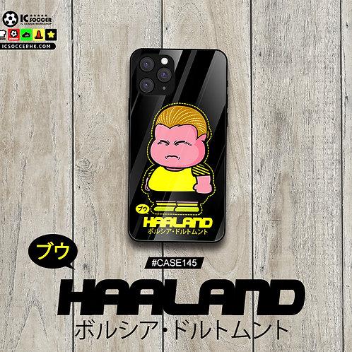 CASE145 HAALAND 鋼化玻璃電話套