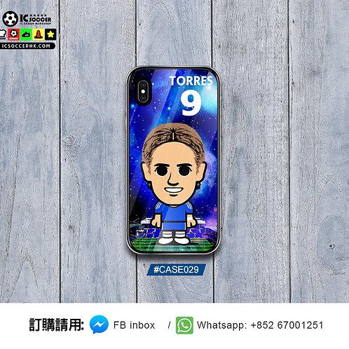 #CASE029 車仔 Torres 鋼化玻璃電話套