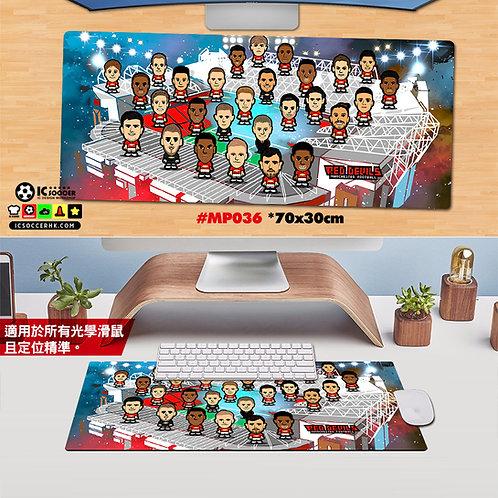 MP036 紅魔新球季 20/21 特大 MOUSEPAD / 書枱墊