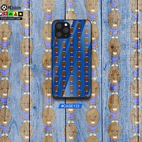 CASE133 全部都係簡迪 鋼化玻璃電話套