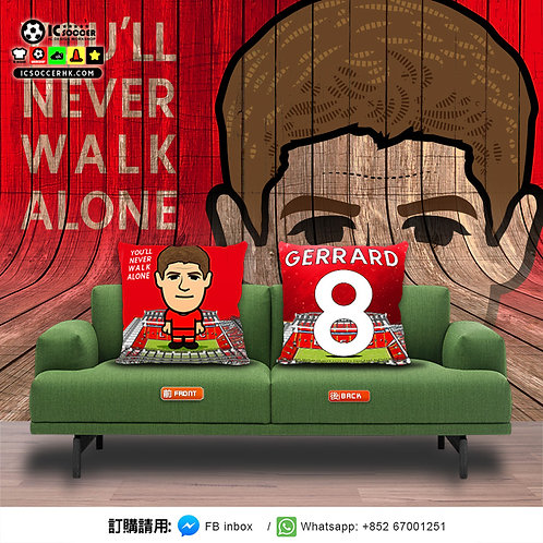 CU105  謝拉特 GERRARD  CUSHION