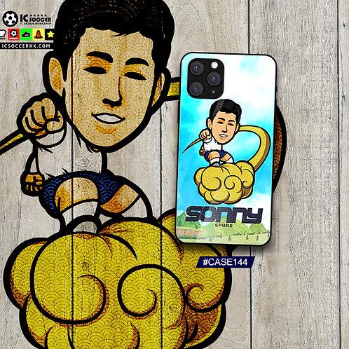 CASE144 Sonny 筋斗雲 鋼化玻璃電話套