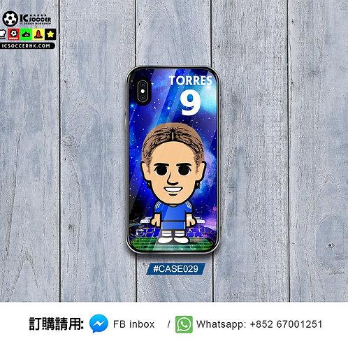 #CASE029 車仔 Torres 全新鋼化玻璃電話套