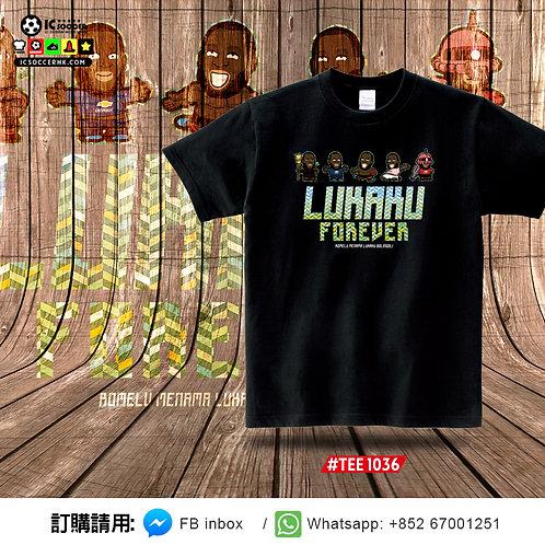 #TEE1036 Lukaku Forever - 黑色