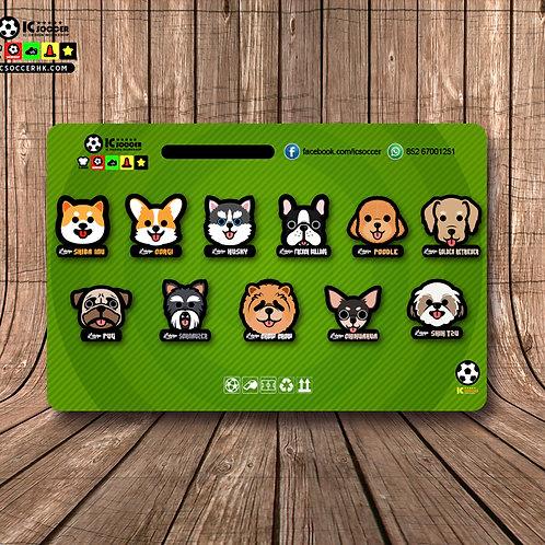 IC DESIGN 寵物磁石