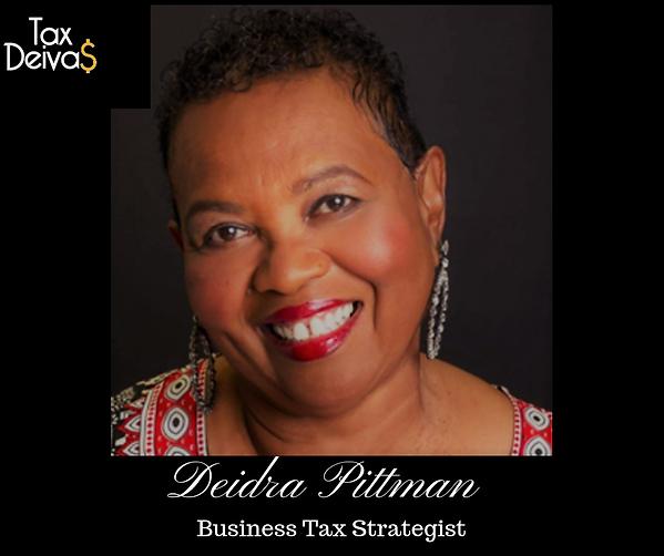 Deidra Pittman (1).pngBUSINESS TAX STRAT