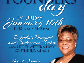 MSO 2016 State Founders' Day Celebration