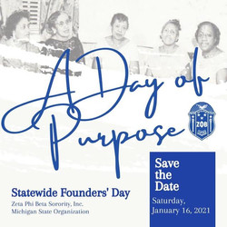 Save Date - Founders' Day