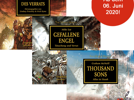 The Horus Heresy 10 - 12