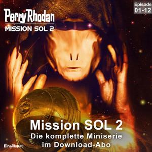 Perry Rhodan Mission SOL 2: Miniserie (12 Folgen)