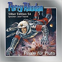 Perry Rhodan Silberband 54 Finale für Pluto