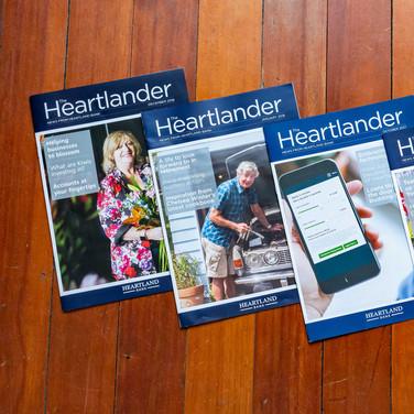 Client: Heartland Bank
