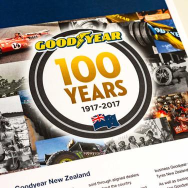 Client: Goodyear & Dunlop Tyres New Zealand