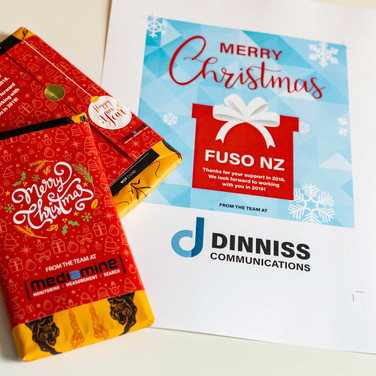 Client: Mediamine & Dinniss Communications
