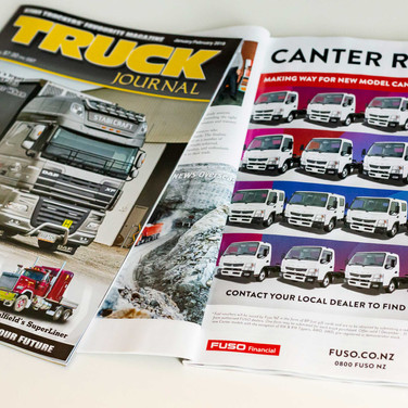 1.	Client: Fuso New Zealand