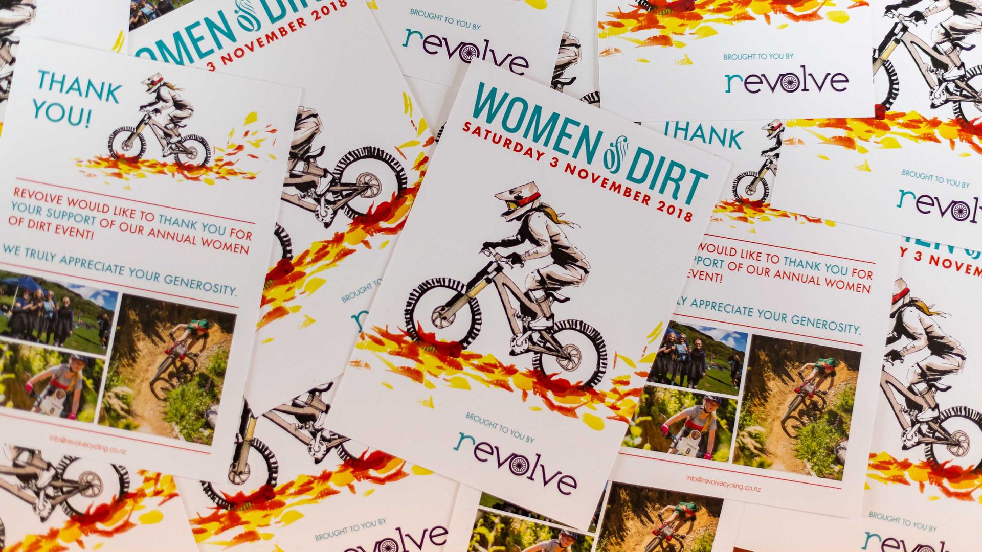 Client: Revolve Cycling Wellington