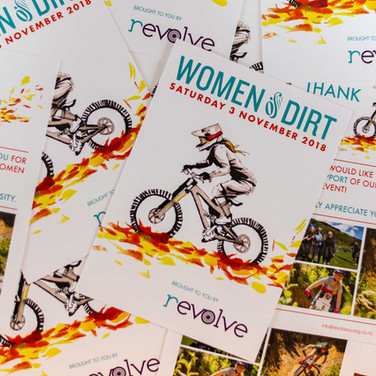 Client: Revolve Cycling Wellington
