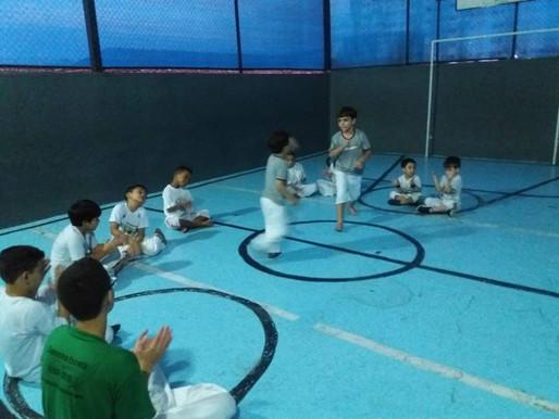 Exame de Capoeira
